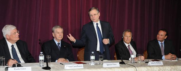 Politica monetaria e prospettive nell'area dell'Euro ed in Italia - Ventennale di Diplomatia