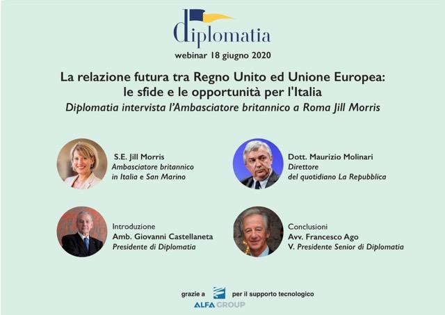 La relazione futura tra Regno Unito ed UE: le sfide